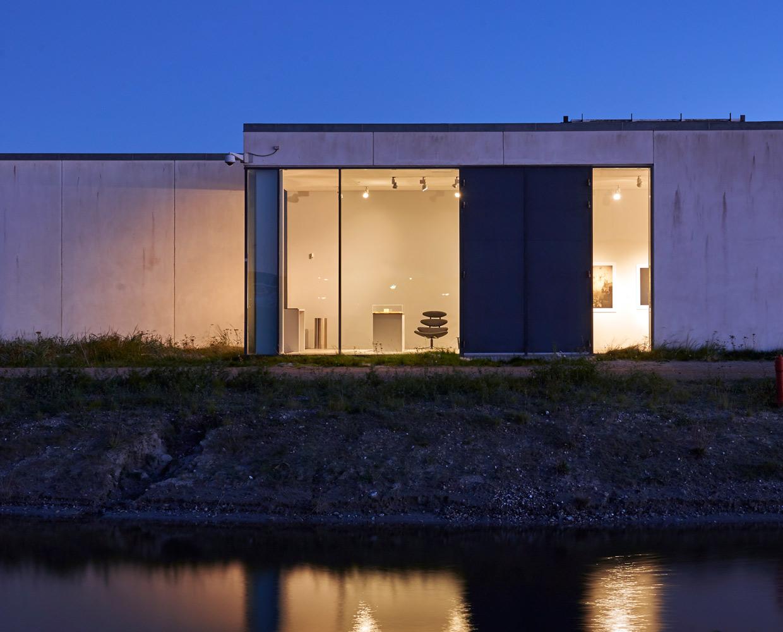 ARKENs arkitektur