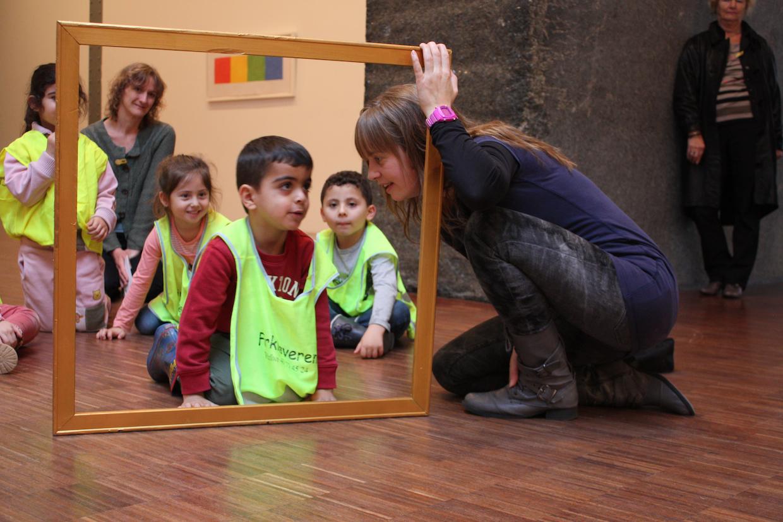 Børnehave: undervisning samling