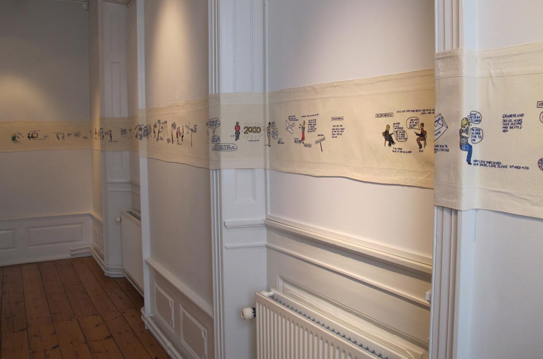 ARKENs Kunstpris og Rejselegater 2014
