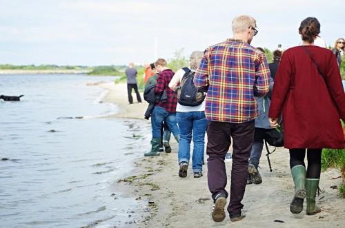 KLUB ARKEN: KUNST- OG NATURVANDRING PÅ KUNSTENS Ø
