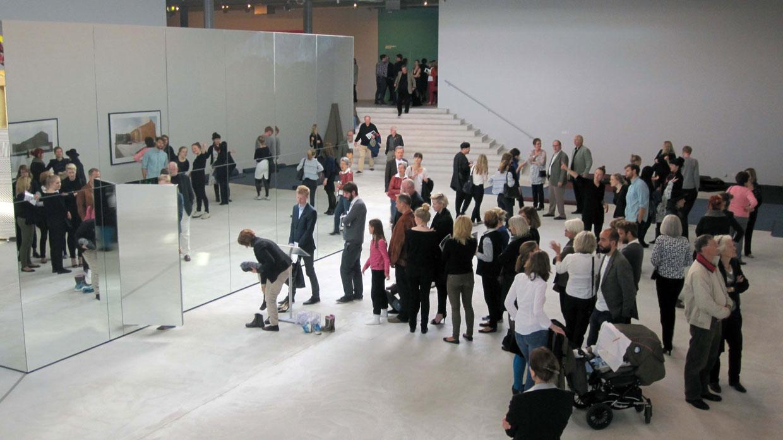 KLUB ARKEN: Velkommen i klubben