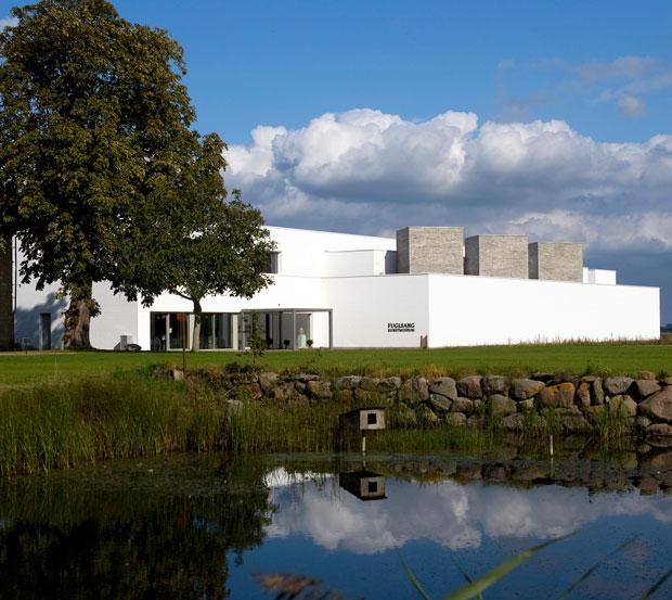 KLUB ARKEN: Fuglsang Kunstmuseum. Foto: Finn Brasen