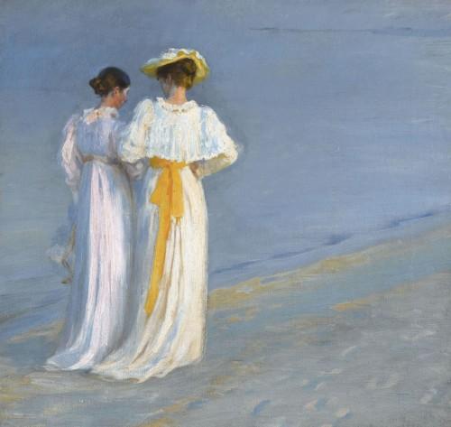 Offentligt foredrag: <br> Ancher vs. Krøyer