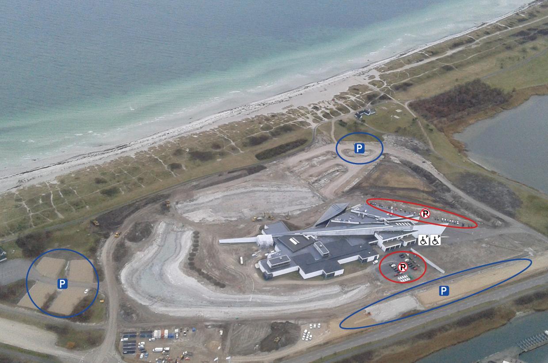 Kunstens Ø og ændrede parkeringsforhold