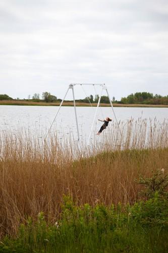 Thilo Frank, Få Fønix går tabt i vandet, 2015. Foto: Miriam Nielsen