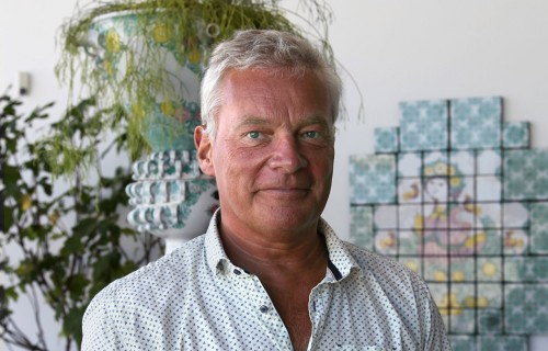 Bjørn Wiinblads mangeårige ven René Schultz.