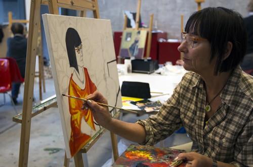 Kunstskole for voksne