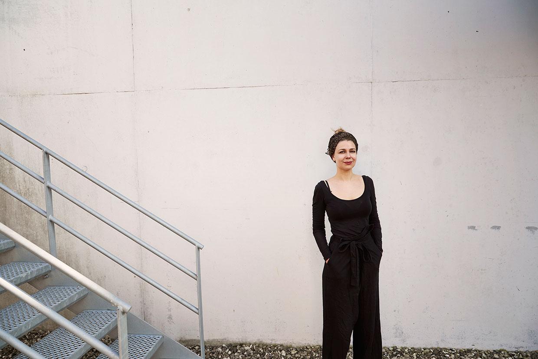 Astrid Myntekær, modtager af ARKENs Rejselegat 2016. Foto: Henrik Jauert