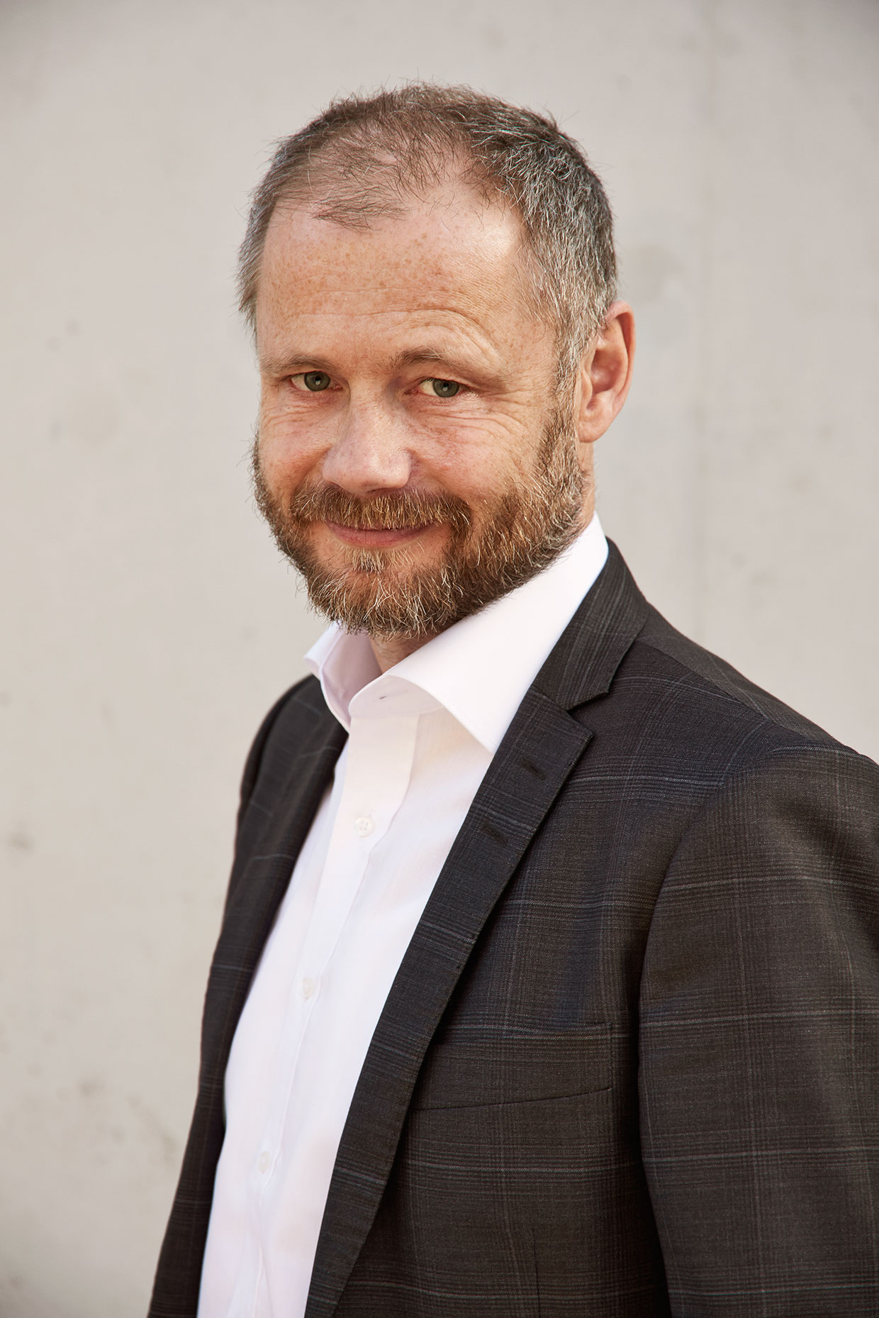 Peter Callesen, modtager af ARKENs Rejselegat 2016. Foto: Henrik Jauert