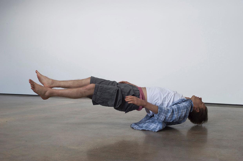 Tony Matelli, Josh, 2010. © Tony Matelli. Courtesy kunstneren