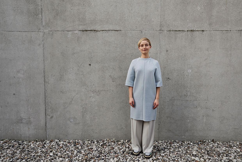 Marie Kølbæk Iversen, modtager af ARKENs Rejselegat 2017. Foto: Henrik Jauert