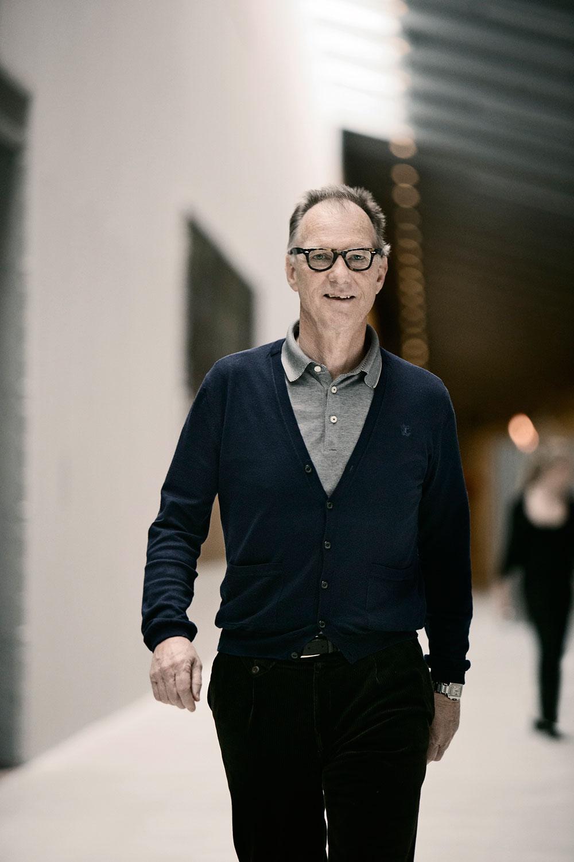 ARKENs direktør Christian Gether. Foto: Per Morten Abrahamsen