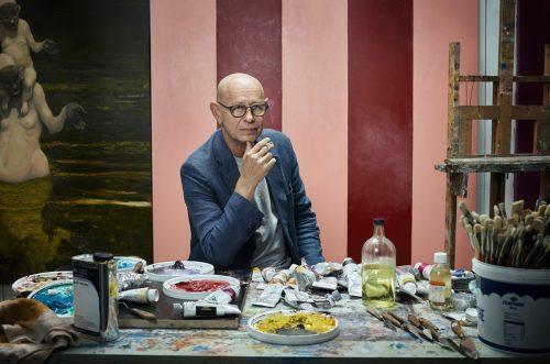 ARTIST TALK: SAMTALE MELLEM MICHAEL KVIUM OG CARSTEN JENSEN