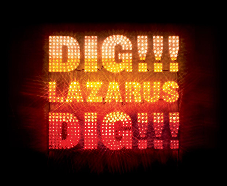 Tim Noble & Sue Webster, Dig!!! Lazarus Dig!!!, 2007. Courtesy kunstnerne og Blain Southern