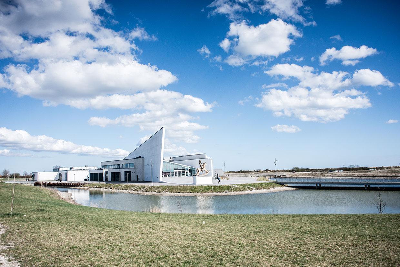 ARKEN Museum for Moderne Kunst. Foto: ARKEN