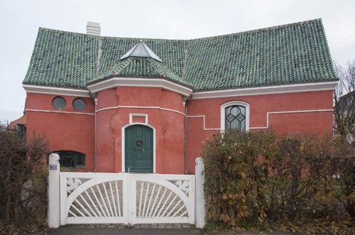 KLUB ARKEN: Besøg i J.F. Willumsens ateliervilla