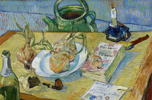 OFFENTLIGT FOREDRAG: Troen, fantasien, sindsygen - om Van Gogh og Gud