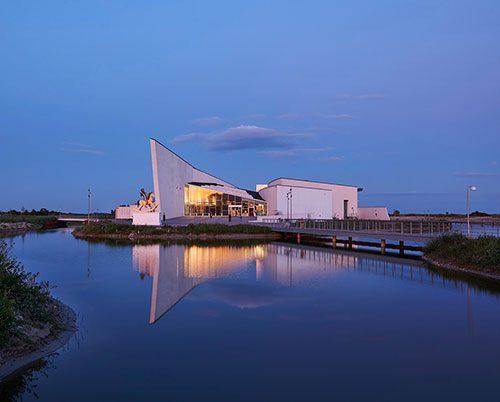ARKEN Museum for Moderne Kunst. Foto: Torben Petersen