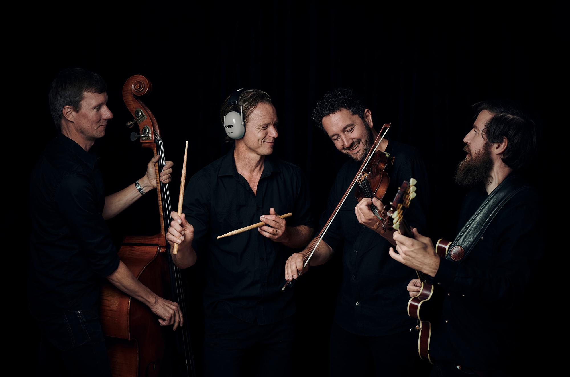 FÅ BILLETTER! KLUB ARKEN: Bjarke Falgren Quartet
