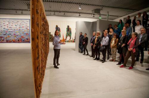KLUB ARKEN: Kunstmøde - Guld og magi
