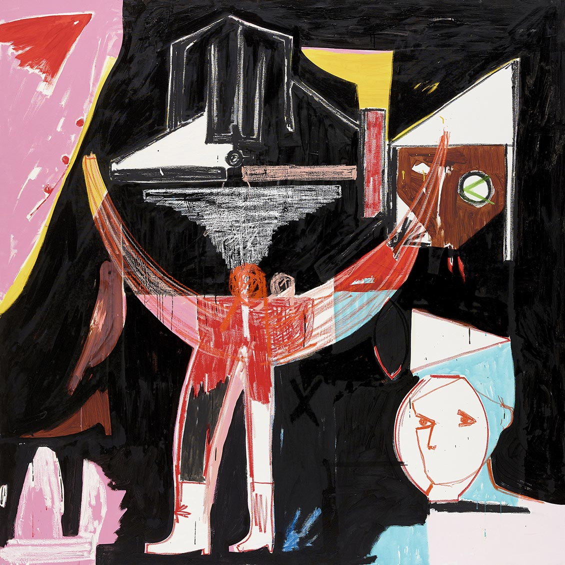 Farshad Farzankia, Himmelhunden, 2020. ARKEN Museum for Moderne Kunst. Foto: Malle Madsen