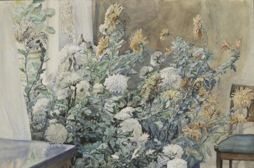 FOREDRAG: De fynske blomstermalere