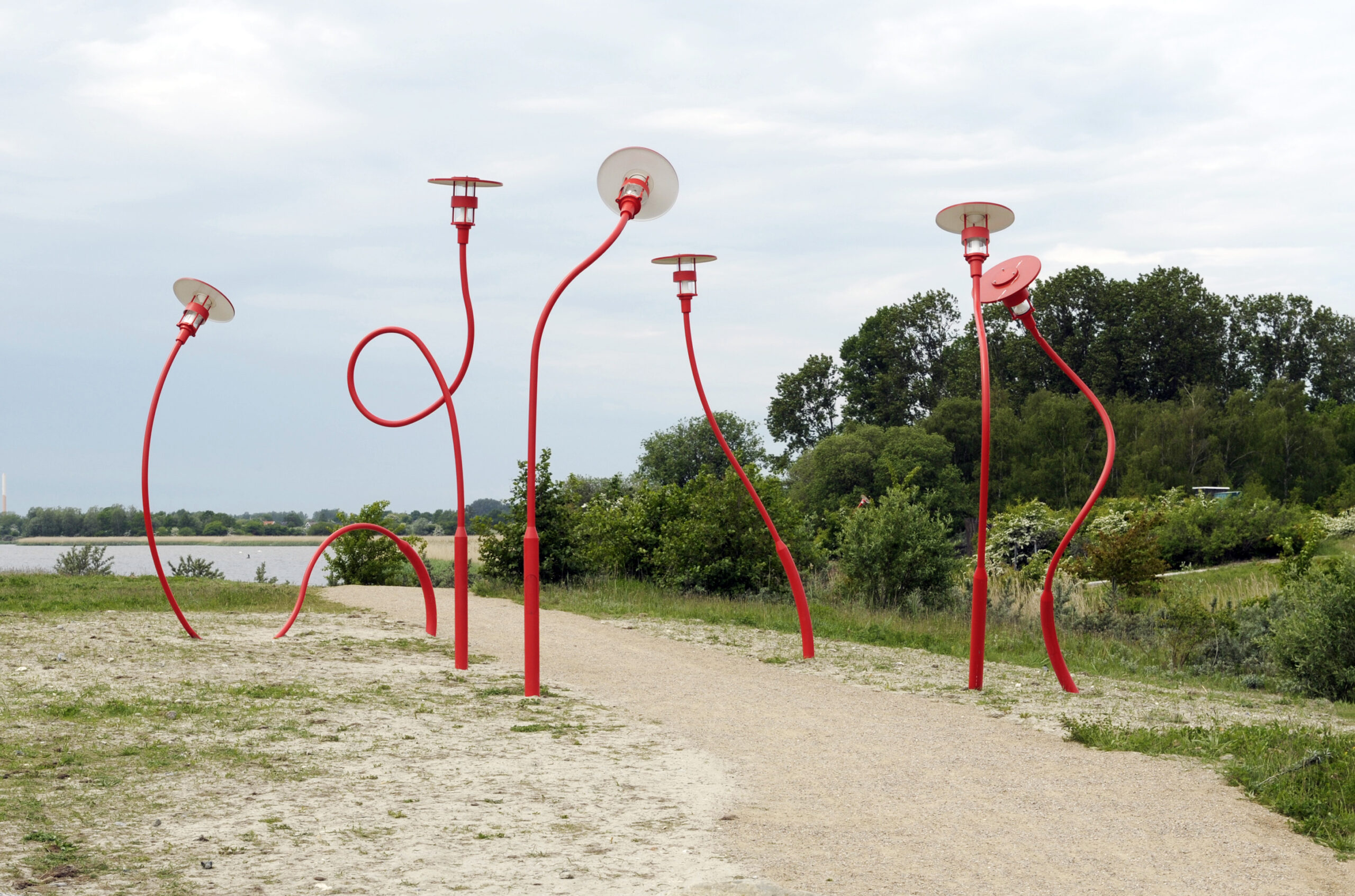 Kunst-stien ARKENWALK er åbnet