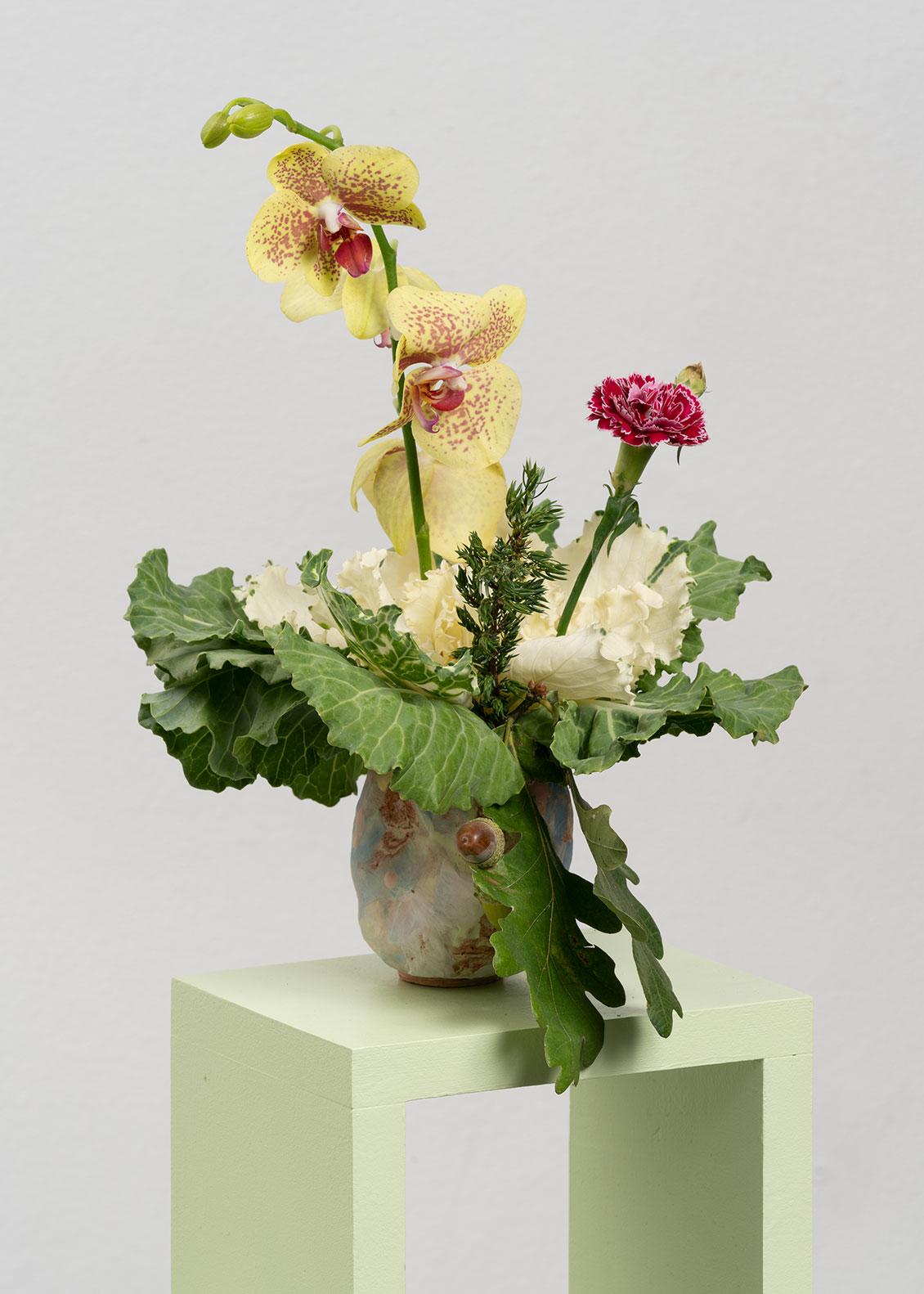 Emilia Bergmark, Abstract Container (The Cost of Living), 2020. Courtesy kunstneren. Foto: David Stjernholm